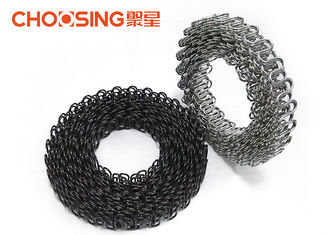 China Sofa Back Upholstery Springs For Chairs , 120ft Zig Zag Couch Springs Golden supplier
