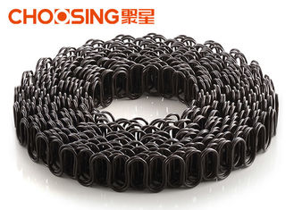 China 3.4mm Elastic Upholstery Zig Zag Springs Highly Demanded In Furniture Industry supplier