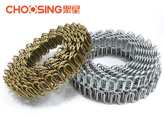 China 8 Ga - 11 Ga Upholstery Parts Springs , Replacement Auto Seat Springs Excellent Strength supplier