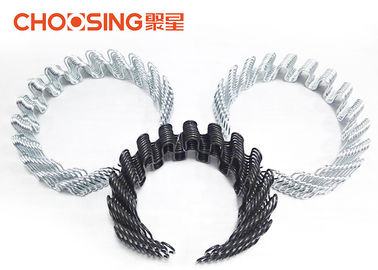 China 8 Ga 24'' 14 Loops Zig Zag Sofa Springs Steel Sofa Chair Springs Replacement supplier