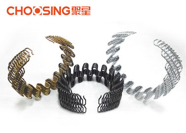 China Multiple Lengths Upholstery Springs For Chairs , Sofa Seat Springs Zinc Coating supplier