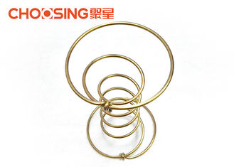 China High Carbon Compression Coil Seat Springs , Upholstery Spring Units Great Durability supplier