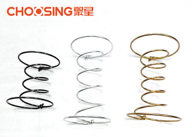 China 3.6mmx10cm Sized Upholstery Coil Springs 5 Turns High Tempered Spring Technology supplier