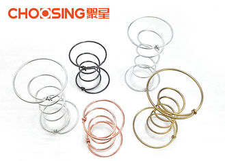 "China 7"" - 10 Gauge Sofa Coil Springs Zinc Plating Surface Close - Fitting Comfortness supplier"