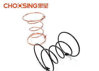 China 3.6mmx15cm Dimension Sofa Coil Springs 4 - 11 Turns High Strength In Comparison supplier