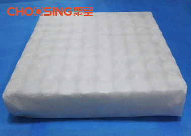 China Standard 50cm*50cm Pocket Spring Unit Non Woven Fabric Surface Individual Design supplier