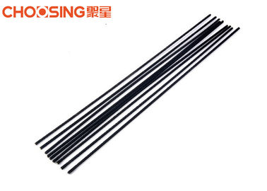 China Plastic Covered Upholstery Edge Wire 500 Meters Length Black Color For Balancing supplier