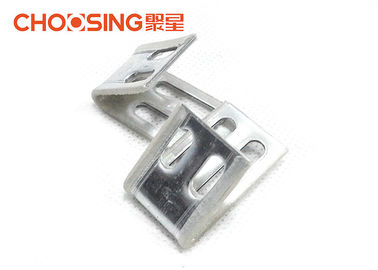China 0.8mm - 1.0mm Metal Spring Clips Preventing Clips From Opening Long Life Span supplier
