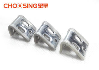 China Border Wire Zig Zag Spring Clips 0.8mm Thickness For Connecting Sofa Springs supplier