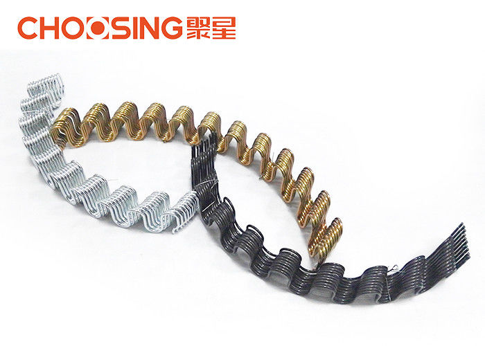 """ZIG ZAG SPRINGS 5 x 24/"""" SPRINGS CLIPS+NAILS UPHOLSTERY SUPPLIES"""