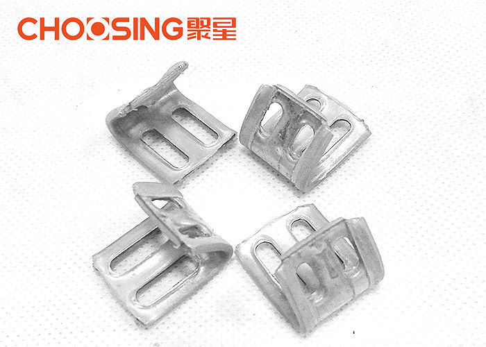 Four Holes Upholstery Spring Clips Heavy Steel Construction For Zig ...