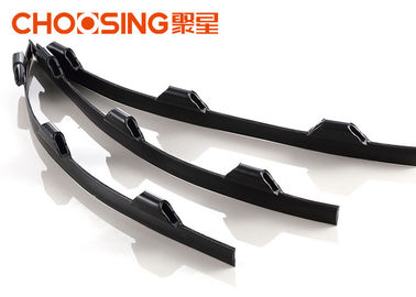 Noise Elimination Upholstery Cushion Clip Strips , Sofa Clip Strips Low Tolerance