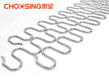 Steel Wire No Sag Springs 8 Gauge - 12 Gauge Customized Sized For Furniture
