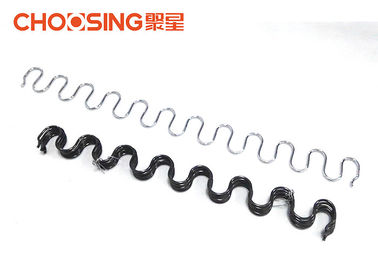 Zinc Plating Replacement Furniture Springs Straight Shape High Tensile Strength