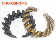 Durable Anti Rust Upholstery Zig Zag Springs 8 Gauge 20'' Round Furniture Hardware