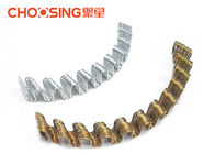 High Arc 58cm Upholstery Seat Springs Loop Height 46 - 48mm Anti Rust Treatment