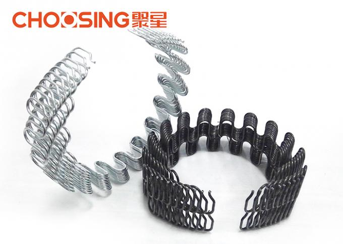 Furniture Seat Zig Zag Sofa Springs 4.0mm Wire Thickness Loop Height 46 - 48mm