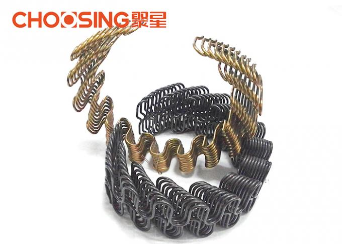 18 Inch Upholstery Tension Springs 9 Ga Customized Length 82B High Strength Material