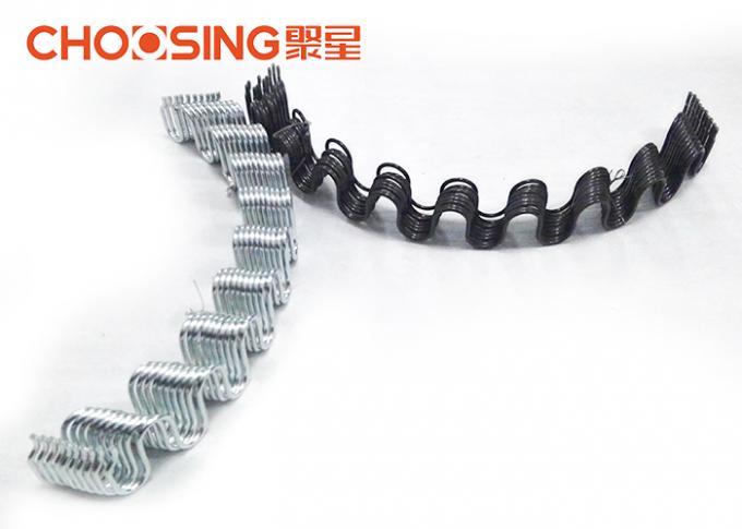 3.4mm Coil Metal Wire Zig Zag Couch Springs OEM Sofa Inner Sinuous Springs