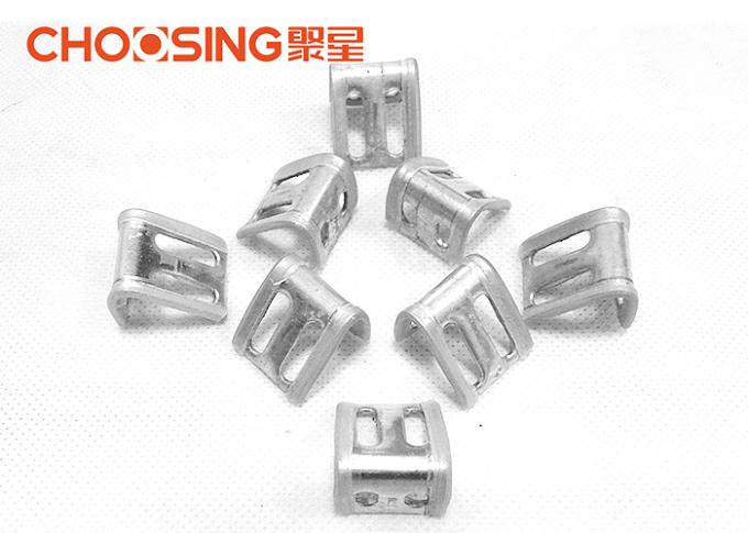 Stable Working Couch Spring Clips , Zig Zag Spring Clips Fixed Clip Distances