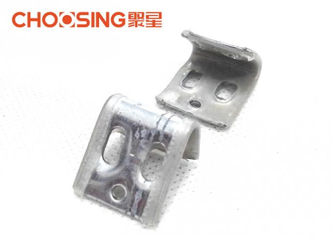 Border Wire Zig Zag Spring Clips 0.8mm Thickness For Connecting Sofa Springs